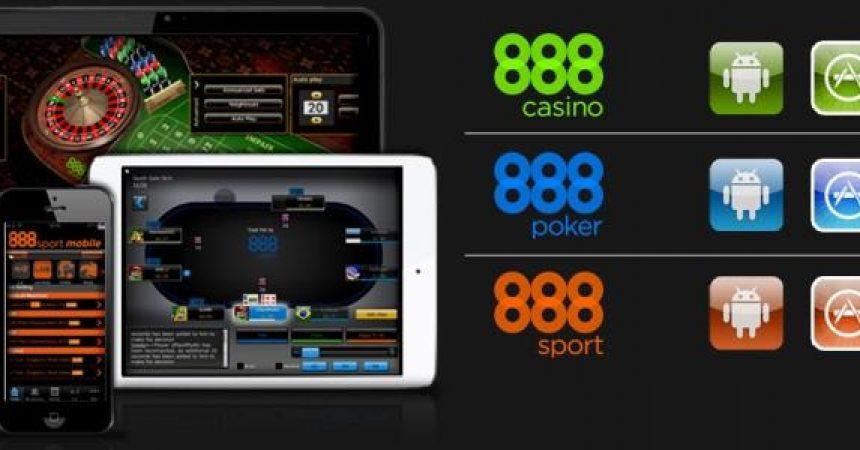 Perangkat Lunak Aplikasi Poker 888