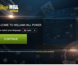 poker williamhill
