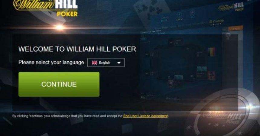 poker williamhill